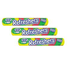 Candyland Barratts Refreshers 34g Rolls Retro Fizzy Sweets Pick Your Quantity