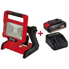 Lampada a LED Ibrida Corrente/batteria Einhell Te-cl 18/2000 Li AC - solo