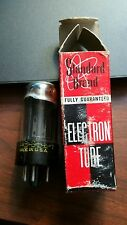 VINTAGE Crosley 6W4 VACUUM TUBE. NOS IN A REPLACEMENT BOX.