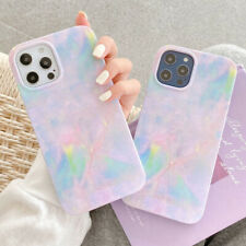 Tie-dye Color Marble Soft Phone Case Cover For iPhone 12 Mini 11 Pro XS Max 7/8+