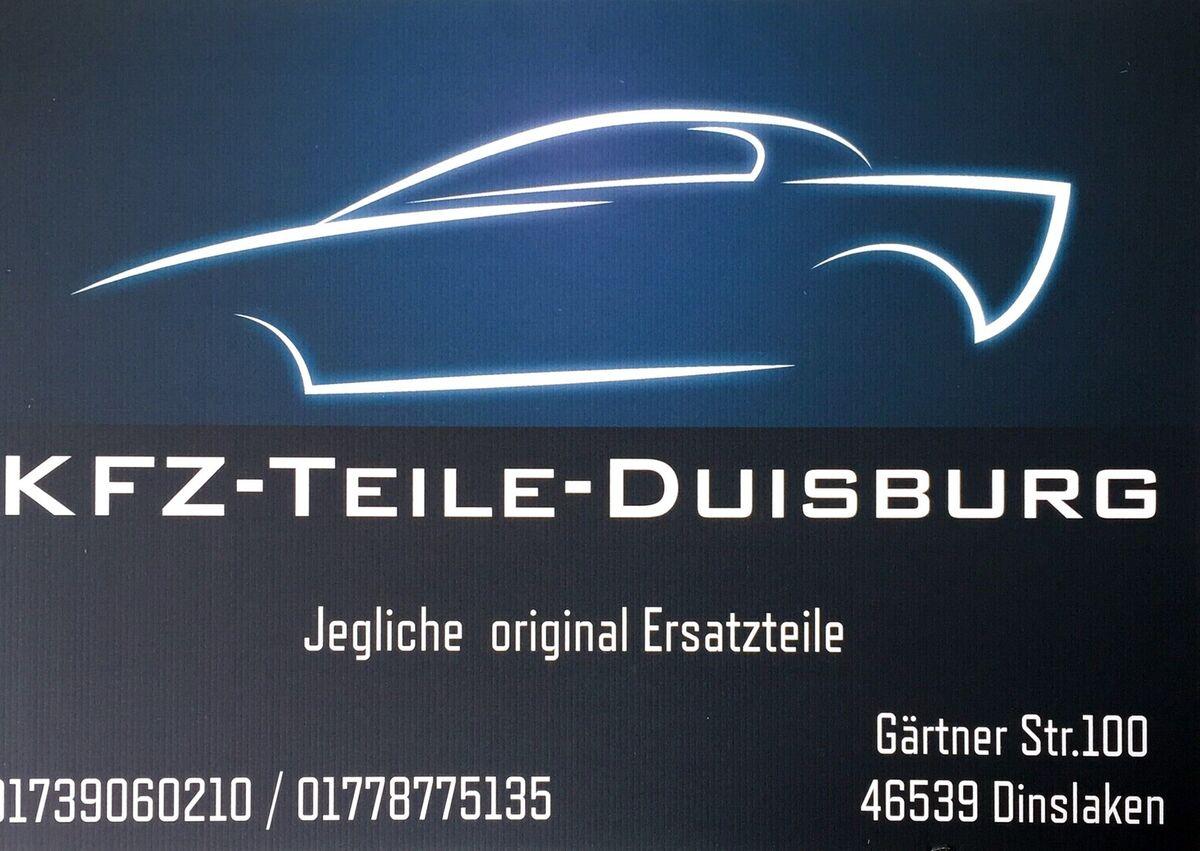 kfzTeileDuisburg