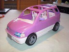 Barbie Picnic Family-Van violett - mit Picknick Korb - lila Barbieauto