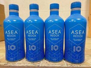 ASEA REDOX 10 Year Anniversary 4 bottles+Free Shipping