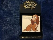 Disney Auctions LADY MODEL SHEET Lady & the Tramp LE 1000 Pin