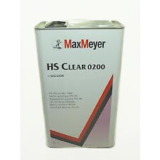 Max Meyer 0200 Lacquer 5L