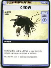 Pathfinder Adventure Card Game - 1x Crow - Character Add-On