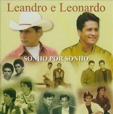 Leandro & Leonardo : Sonho Por Sonho CD