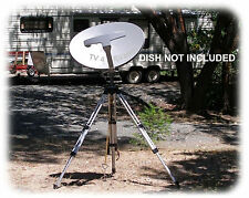TV4RV HEAVY  DUTY TRIPOD FOR LARGER SIZE HD TV HIGH DEFINITION SATELLITE DISHES