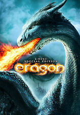Eragon (DVD, 2007, 2-Disc Set, Widescreen)