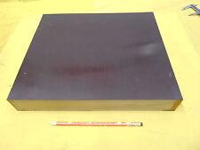 """PHENOLIC SHEET STOCK machineable flat bar 2"""" x 12"""" x 13 1/2"""""""