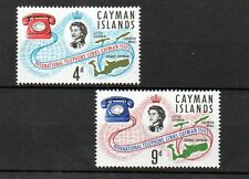 Mint Never Hinged/MNH Decimal Caymanian Stamps