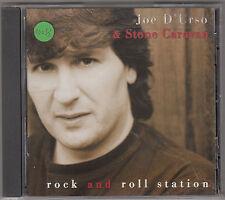 JOE D'URSO & STONE CARAVAN - rock and roll station CD