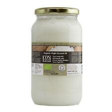 Naissance Coconut Virgin Certified Organic Food Grade Oil 1Kg