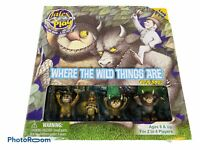 🔥 Where the Wild Things Are Game from Patch 2011 Brand New NIB Sealed