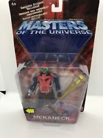 Masters of the Universe Mekaneck Action Figure...New!!!