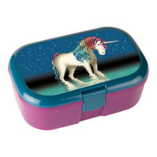 Lutz Mauder TapirElla Lunchbox Einhorn Lunabelle Brotdose für Kinder