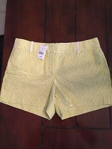 BRAND NEW - J Crew Size 6 Shorts.