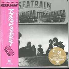 SEATRAIN-THE MARBLEHEAD MESSENGER-JAPAN MINI LP CD Ltd/Ed G00