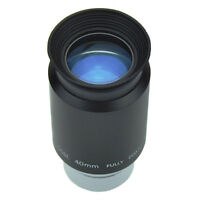 "4-Element  40mm 1.25"" Plossl Telescope Eyepiece for Standard 1.25inch Filters"
