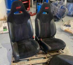 SUBARU IMPREZA WRX STI GVB GENUINE SEATS JDM