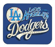 Los Angeles Dodgers Vintage Logo Mouse Pad Item#1151