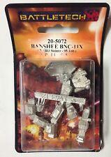 BattleTech Miniatures: Banshee BNC-11X 20-5072 Click for more savings!
