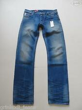 G-Star ATTACC LOW STRAIGHT Jeans Hose W 38 /L 36 NEU ! Faded Denim Extra Lang !