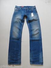 G-Star ATTACC LOW STRAIGHT Jeans Hose, W 38 /L 32, NEU ! Faded Denim, Robust !