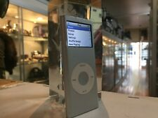 APPLE IPOD NANO (A1199) 2ND GENERATION / 4GB  / FOR PARTS OR NOT WORKING !
