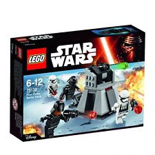 Lego Star Wars Minifigure - First Order Stormtrooper Heavy Artillery Sw695 75132