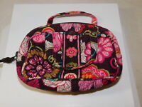 Vera Bradley Retired Mod Floral Pink Cosmetic Bag