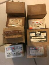 Lot Of 8 Boxes NOS Machine Screws Mixed Variety