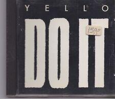 YELLO-Do It cd maxi single 6 tracks