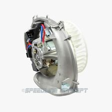 Mercedes-Benz AC Heater Blower Motor + Regulator KM Premium Quality 1401208