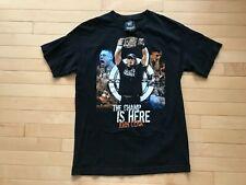 Men WWE John Cena T Shirt Sz M Hustle Loyalty Respect 2002 Vintage Champ is Here