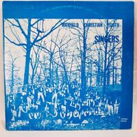 LIFE by Mayfield Christian Youth Singers 1971 Xian Private Press Vinyl LP Rare
