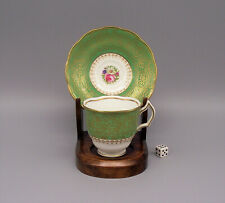 More details for antique george jones & sons crescent china coffee cup & saucer circa 1910 (1)