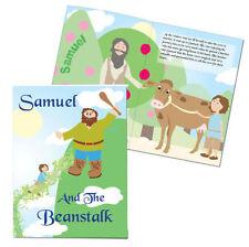 Boy's Interest Personalised Fiction Books for Children