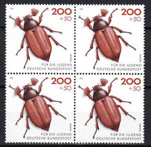 BRD 1993 Mi. Nr. 1670 4er Block Postfrisch LUXUS!!! (33549)