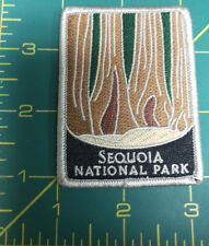 New Traveler Series Patch - Sequoia National Park - California - Embroidered