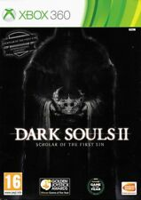Dark Souls II 2 Scholar Of The First Sin & Slipcase Xbox 360 BRAND NEW SEALED