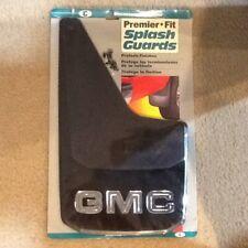PAIR OF GMC PREMIER FIT SPLASH GUARDS / MUD FLAPS POWER FLOW  SIZE C NEW