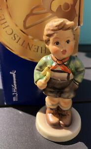 Goebel Hummel Figurine TRUMPET BOY #97 TMK9 Special Edition Excellent Condition