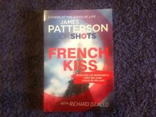 James Paterson Bookshots -  French Kiss With Richard DiLallo Book