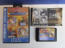 Vintage SEGA Mega Drive Colecci��n Clásica Flicky gunstarr Alex video juego 84d
