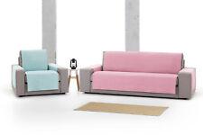 Practica funda de color rosa para sofa de 1, 2,3,4 plazas  marca Eysa