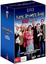 BRAND NEW Mrs Brown's Boys - Really Big Box (DVD, 2017, 12-Disc Set) *PREORDER