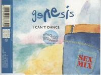 Genesis I Can't Dance CD MAXI phil collins