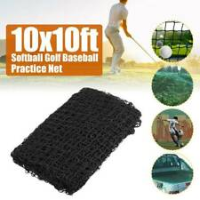 10x10' Portable Golf Net Golf Practice Large Hitting Area Great Practice Outdoor