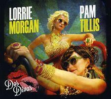 Pam Tillis, Grits & Glamour - Dos Divas [New CD] Digipack Packaging